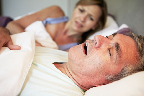 Effectively prevent snoring without surgery