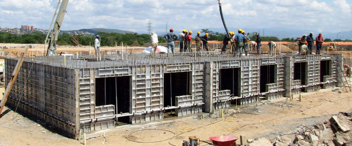 Find The Right Professional For Concrete Formwork Construction