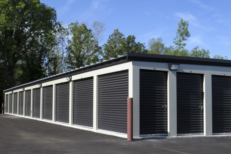Storage Units for Your Commercial Needs