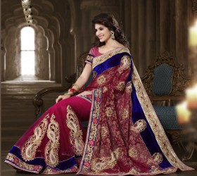 Wedding Sarees For The Big Fat Indian Weddings