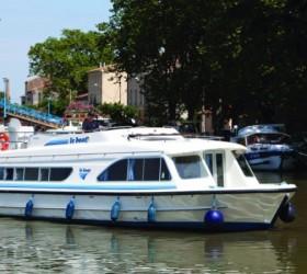 France Barge Cruise
