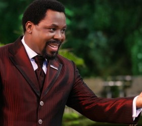 Prophet TB Joshua - One Who Lives To Follow The Path Of Jesus Christ