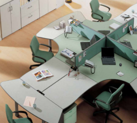 When Selecting Office Furniture Equipment