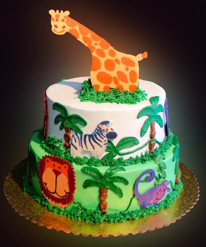7 Best Themed Cake To Celebrate Your Kid's Birthday