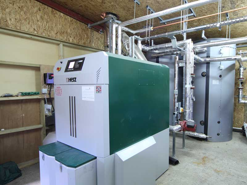 Why Biomass Boilers Essex Are Becoming So Popular?