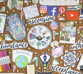 Tricks For Building An Effective Vision Board