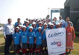 Adani Foundation's Project Udaan