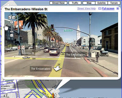 Street View: The Next Big Thing On Technology