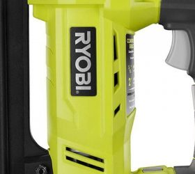 A Brand Nail Gun Is Perfect For Small Wood Projects