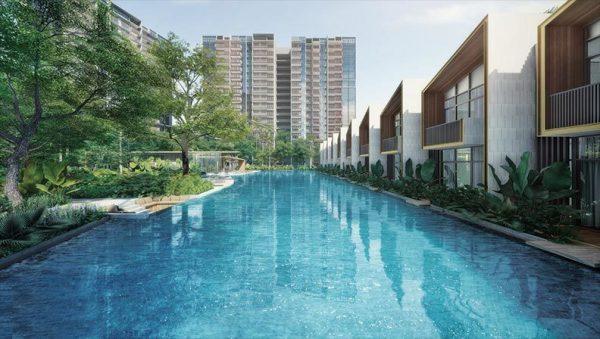riverfront residences showflat