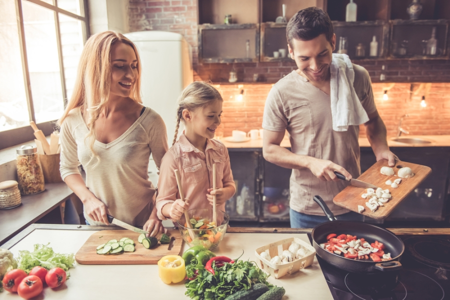 Are Meals at Home Becoming an Issue